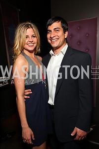 Ashley White, Andrew Clausnitzer. Photo by Tony Powell