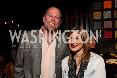 Freddie Wyatt, Lindsey Davidson. Photo by Tony Powell