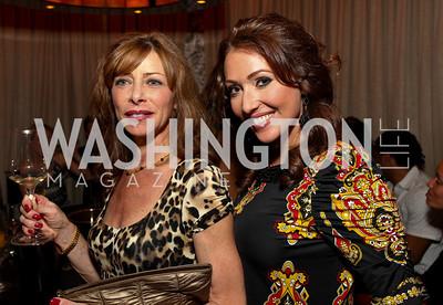 Hillary Rosenwald, Jammi Cash. Photo by Tony Powell