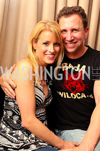 Courtney DeYoung, Dr. Jay Greenstein. Photo by Tony Powell