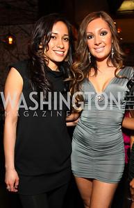 Rebecca Mejia, Yelena Rozenberg. Photo by Tony Powell
