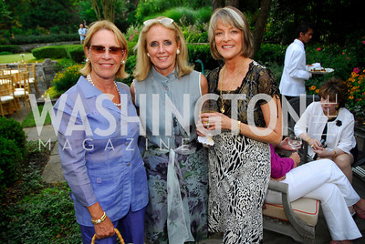 Kyle Samperton,June 25,2010,Celebration of Summer,Marcia Carlucci,Debbie Dingell,Rita Braver