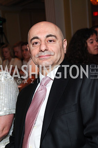 Syrian Ambassador Imad Moustapha. CSPC Annual Awards Dinner. April 8, 2010. Photo by Tony Powell