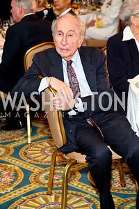 Max Kampelman. CSPC Annual Awards Dinner. April 8, 2010. Photo by Tony Powell