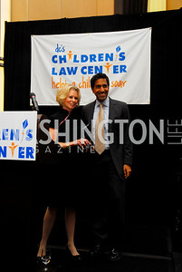 Kyle Samperton, September 21, 2010, Children's Law Center, Diana Goldberg, Sanjay Gupta