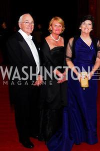 Doug Kemmerer,Queenie Kemmerer,Karen Schuiling,Choral Arts Gala,December 13,2010,Kyle Samperton