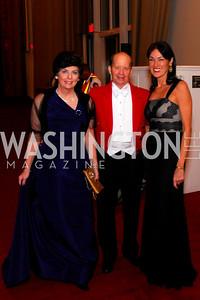Karen Schuiling,Bill Schuiling,Debra Kraft,Choral Arts Gala,December 13,2010,Kyle Samperton