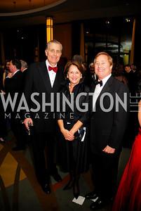Paul Tagliabue,Janet Blanchard,Jim Blanchard,Choral Arts Gala,December 13,2010,Kyle Samperton