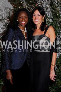 Rynthia Rost,Debra Kraft,Choral Arts Gala,Decemmber 13,2010,Kyle Samperton