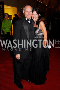 Joe Holt,Debra Kraft,Choral  Arts Gala,December 13,2010,Kyle Samperton