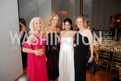 Kandy Stroud,Elizabeth Bagley,Sara O'Keefe,Claire Slabaugh,,Choral Arts Gala,December 13,2010,Kyle Samperton