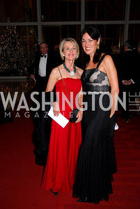 Cathy Jones,Debra Kraft,Choral Arts Gala,December 13,2010,Kyle Samperton