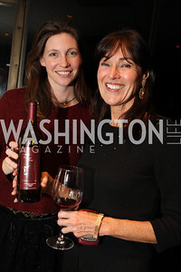 Photo by Alfredo Flores. Shannon Mackey Deborah Kraft . Choral Arts' Young Patrons Christmas Music Concert and after party at Rivers Restaurant at the Watergate. December 21, 2010.
