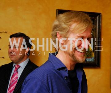 Kyle Samperton,April 30,2010,Ed Henry,Tom Toles,Clemons Residence