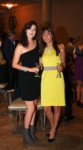 Kristin Philbin, Danielle Theroux