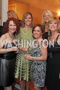 Bonnie Casey, Pam Wilcoy, Carla Northrop, Jan Peedin, Linda Lenrow Lopez