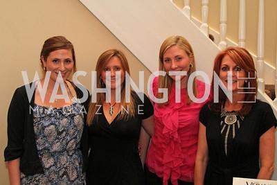 Ivy Weiner, Danielle Brown, Ashley Brown, Kristy Foley
