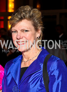 Photo by Tony Powell. Cokie Roberts. DC Jazz Festival Annual Benefit Dinner. Italian Embassy. October 5, 2010