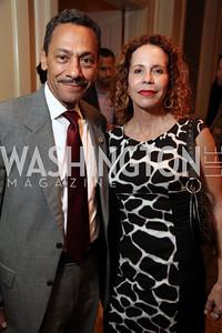 Congressman Melvin Watt, Michelle Galler