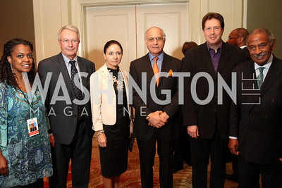 Sunny Sumter, Michael Sonnenreich, Congressman John Conyers