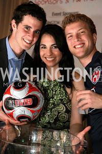 Drew Chafetz, Sarah Sanchez, Sean Mattison