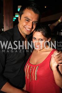 Anthony Chica, Sara Valenzuela