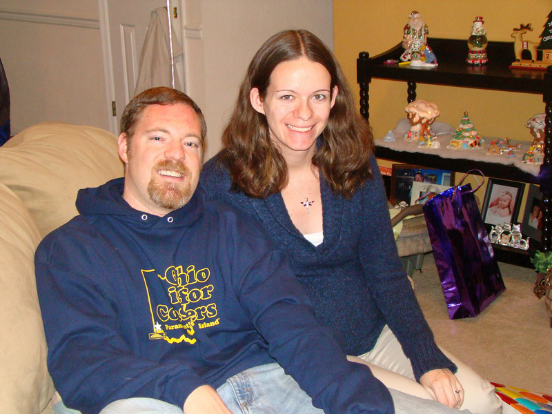 Chris and Erin