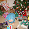 Abby got a computer from Santa and a barbie movie