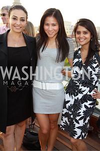 Lily Mazahery, Donna Lee, Sunanda Patel