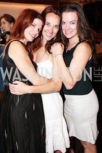 Amanda Deatherage, Taryn Fielder, Felicity Amos