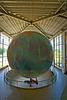 "Eartha ""World's Largest Revolving/Rotating Globe"""