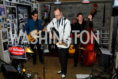 Kyle Samperton,October 22,2010,Elvis/Govinda/Halcyon House,J.P.McDermott and Western Bop