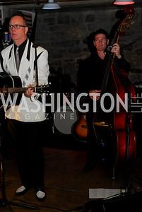 Kyle Samperton,October 22,2010,Elvis/Govinda/Halcyon House,J.P.McDermott and Western Bop
