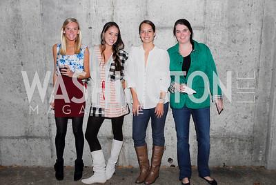 Kyle Samperton,October 22,2010,Elvis/Govinda/Halcyon House,Kaitlin Duff,Emma Denver,Melissa Minshall,Elizabeth Hayes