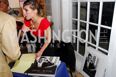 Kyle Samperton,October 22,2010,Elvis/Govinda/Halcyon House