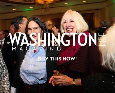 Stephanie Slewka, Ann Crittenden. Eurasia Foundation's Inaugural Fundraising Dinner. January 12, 2010. Mayflower Hotel. photos by Tony Powell