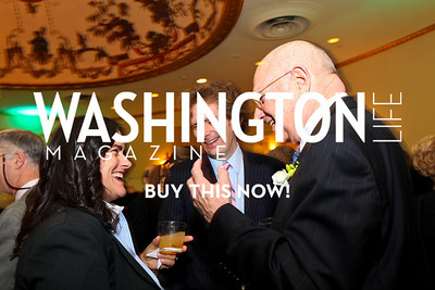Stephanie Slewka, Andy Wilson, Tom Pickering. Eurasia Foundation's Inaugural Fundraising Dinner. January 12, 2010. Mayflower Hotel. photos by Tony Powell