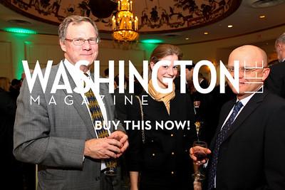 Richard Dean, Lucy Rojansky, Aleksey Shoshayev. Eurasia Foundation's Inaugural Fundraising Dinner. January 12, 2010. Mayflower Hotel. photos by Tony Powell