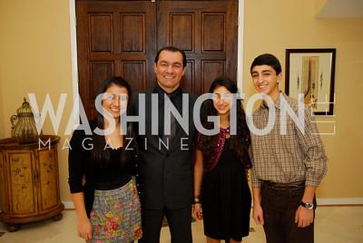 Parnia Zahedi, Ali Moshari, Roxanna Jahanbani, Shariar Jahanbani