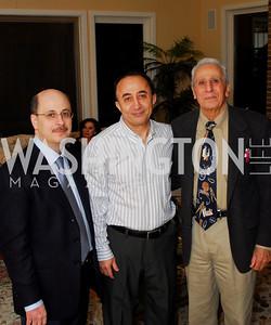 Hussein Razavi, Hamid Zahedi, Jahan Joubin