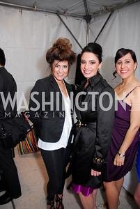 Kyle Samperton, April 10, 2010,Christine Sequenzia,Barbara Merola,Donna Donella. Fashion For Paws