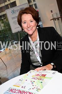 Photo by Tony Powell. Kathleen Luczak. Fed Talks 2010. Harman Center. October 12, 2010