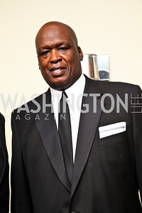"Photo by Tony Powell. Boxer James ""Buster"" Douglas. Fight Night. Hilton Hotel. November 11, 2010"
