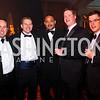 Photo by Tony Powell. Chris Donatelli, Scott Kinlaw, Ben Soto, Ryan Riel, Matt Leydig. Fight Night. Hilton Hotel. November 11, 2010