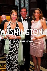 Kyle Samperton, April 20, 2010, Folger Gala, Maria Fisher, Larry Fisher, Frances Fitzgerald