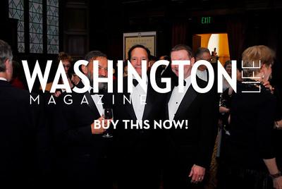 Kyle Samperton, April 20, 2010, Folger Gala, David Schalkwyk, Ken Ludwig, Bob Young
