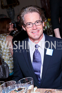 Actor Kyle MacLachlan. FAPE Dinner. The Department of State. April 12, 2010. Photo by Tony Powell