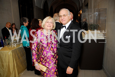 Linda Sonnereich, Michael Sonnenreich, Freer Sackler Gala, November 17, 2010, Kyle Samperton