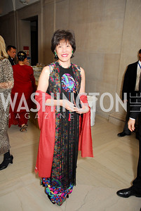 Patricia Tang, Freer Sackler Gala, November 17, 2010, Kyle Samperton