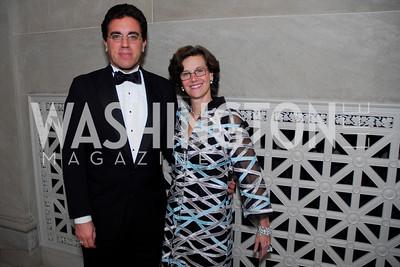 Jamie Benett, Jan Rothschild, Freer Sackler Gala, November 17, 2010, Kyle Samperton